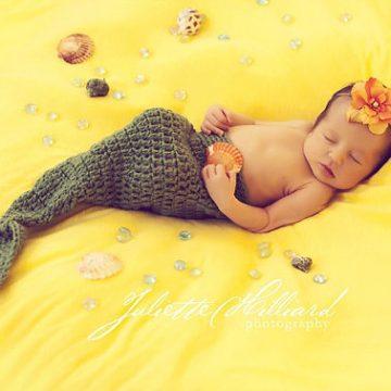 mermaid crochet 1