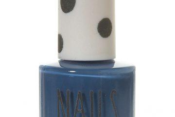nails blue