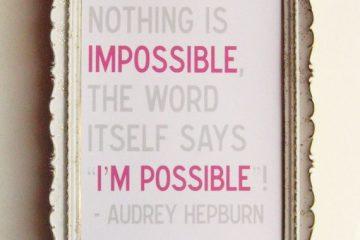 via www.etsy.com/listing/68611929/im-possible-5-x-7-audrey-hepburn?ref=sr_gallery_12&ga_search_query=Audrey+Hepburn&ga_search_type=handmade&ga_facet=handmade