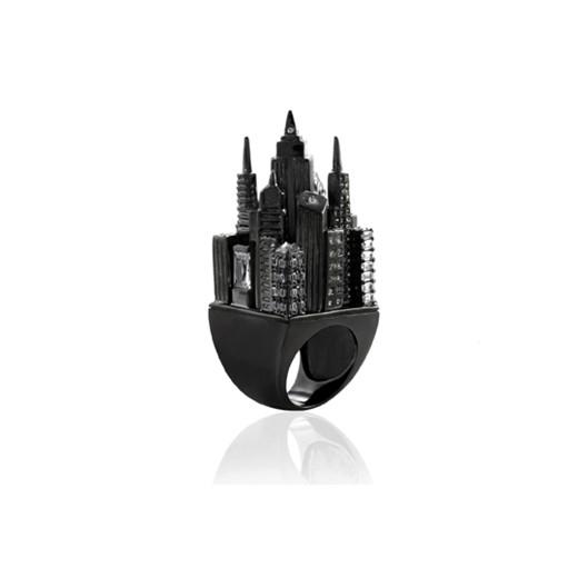 Gotham City ring