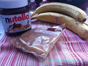 ingredients nutella ice cream