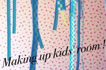 make up kids room