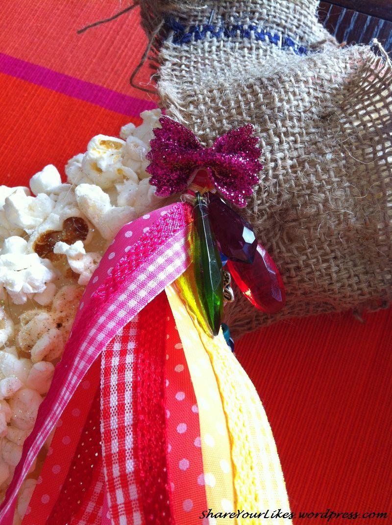 popcorn wreath4