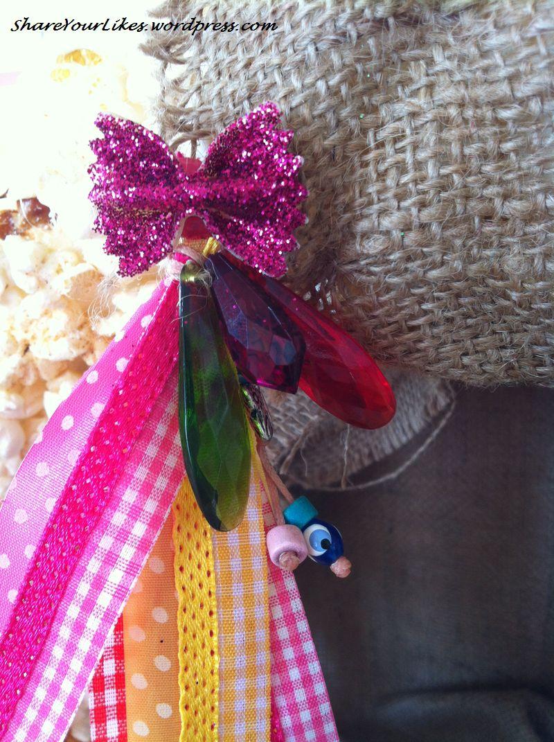 popcorn wreath5