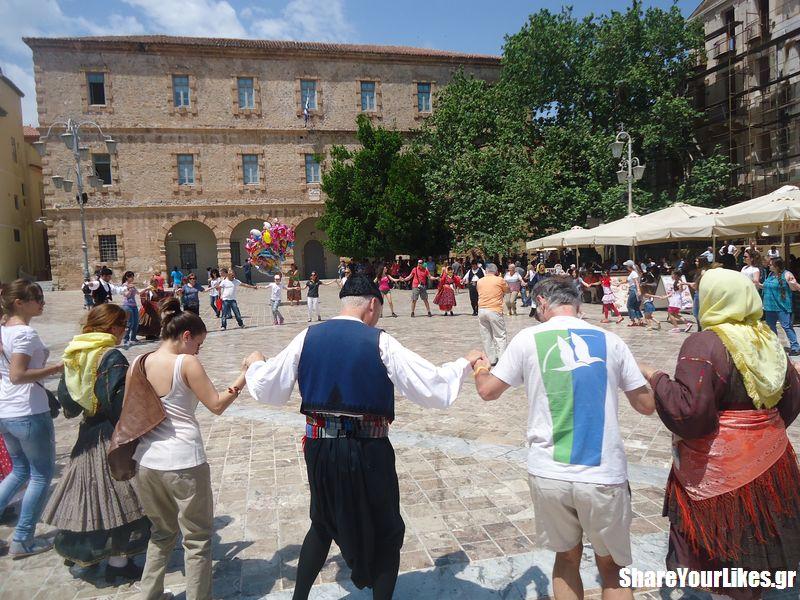 plateia syntagmatos nafplio