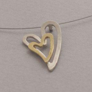 handmade-hearts-necklace-by-SilverJewelleryPlus-M2237
