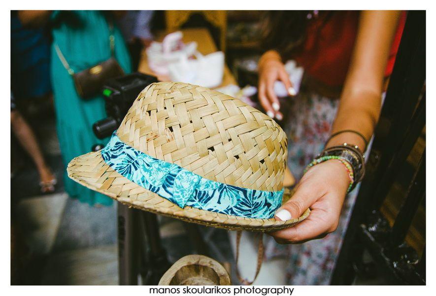 pic nic vintage βάφτιση_μπομπονιέρες_παιδικές_ψάθινο_καπέλο