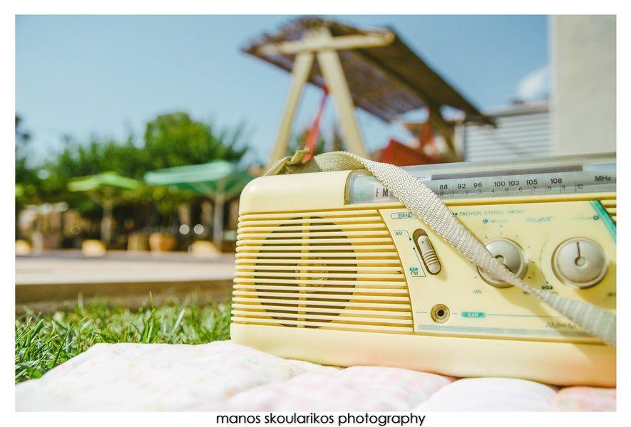 picnic_βάφτιση_party_διακόσμηση_vintage_ραδιόφωνο