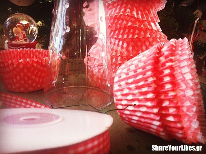cupcake xmas δεντράκι3