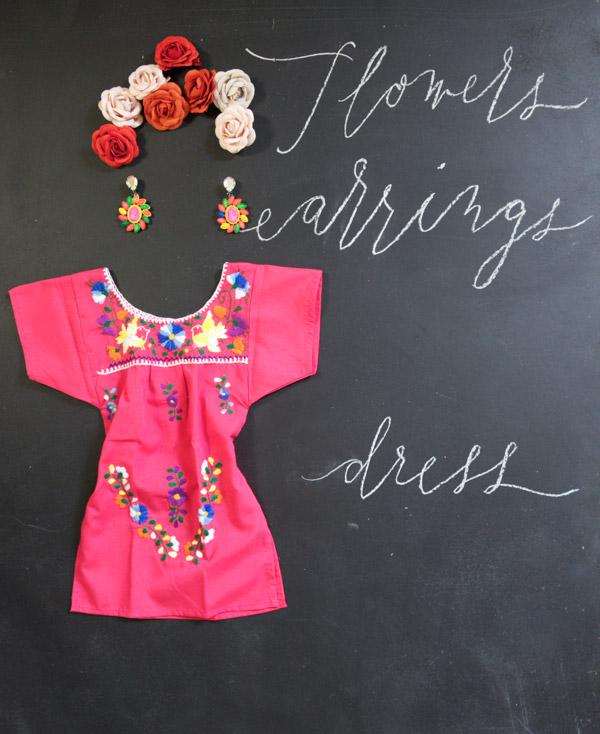 Frida-Kahlo-materials