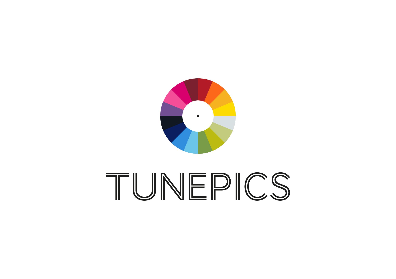 Tunepics - Logo