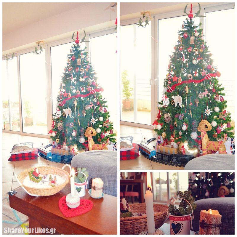 χριστουγεννιάτικο δέντρο2