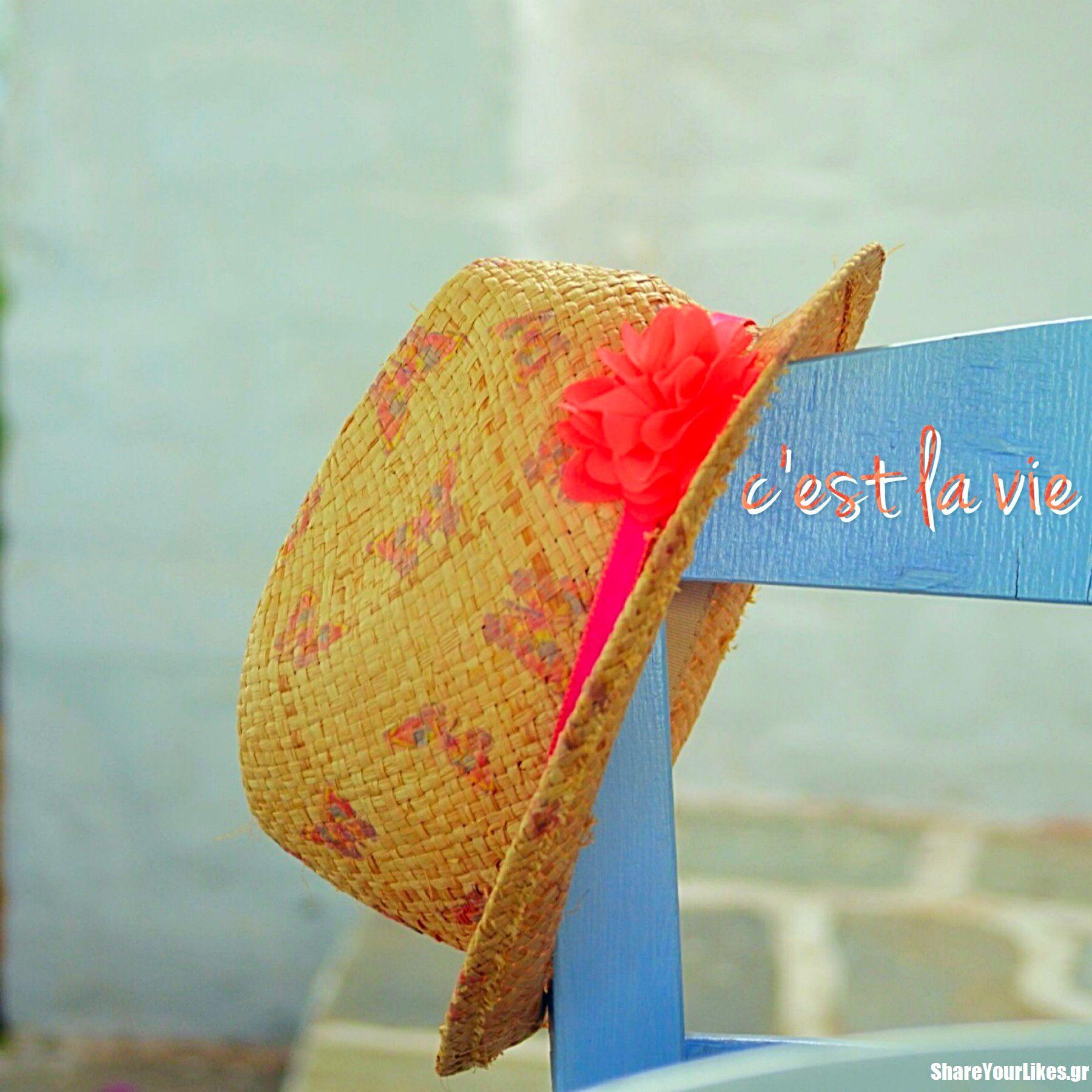 summer_ hat