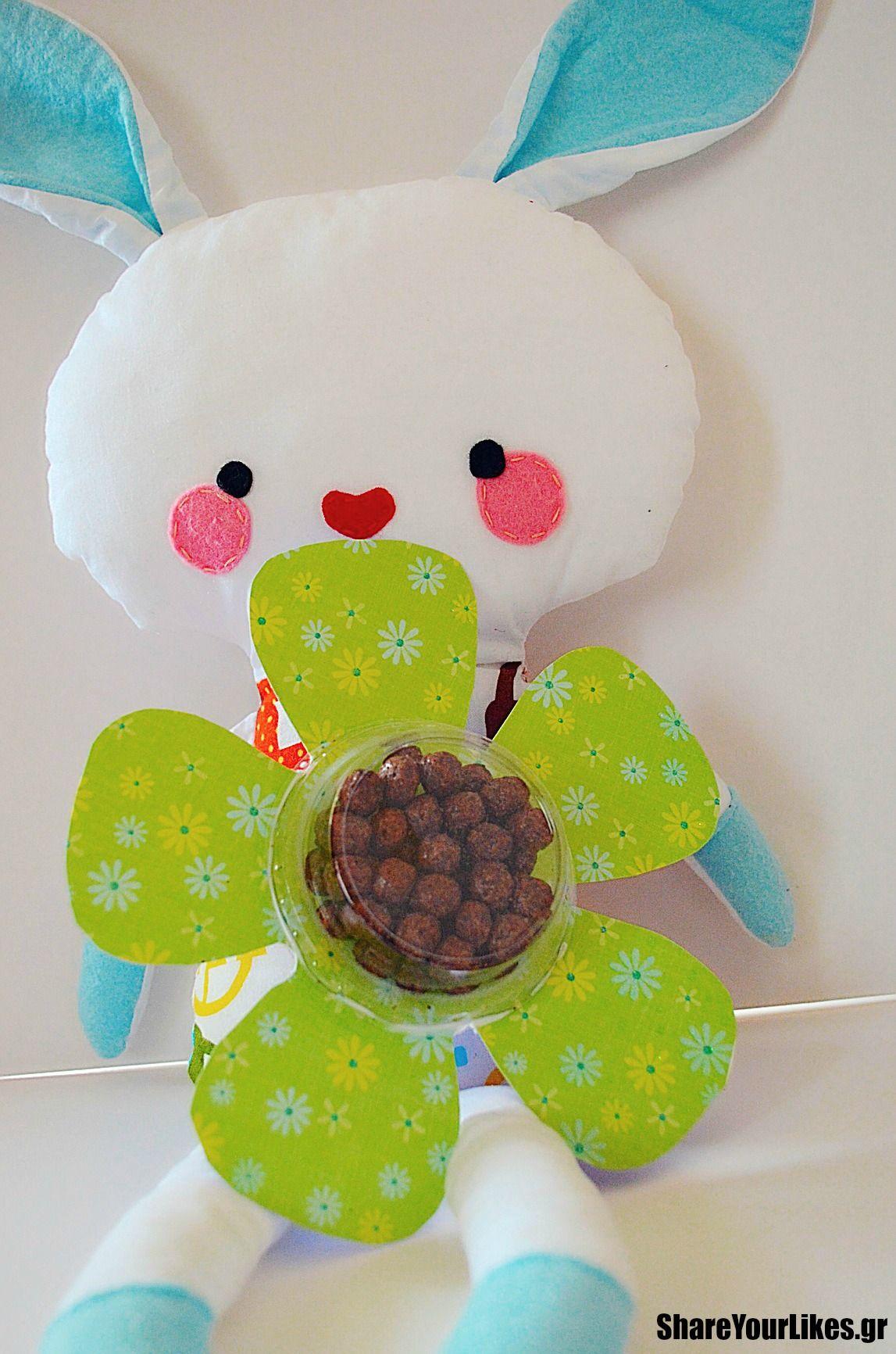 πασχαλινά γεμιστά γλυκίσματα για παιδιά
