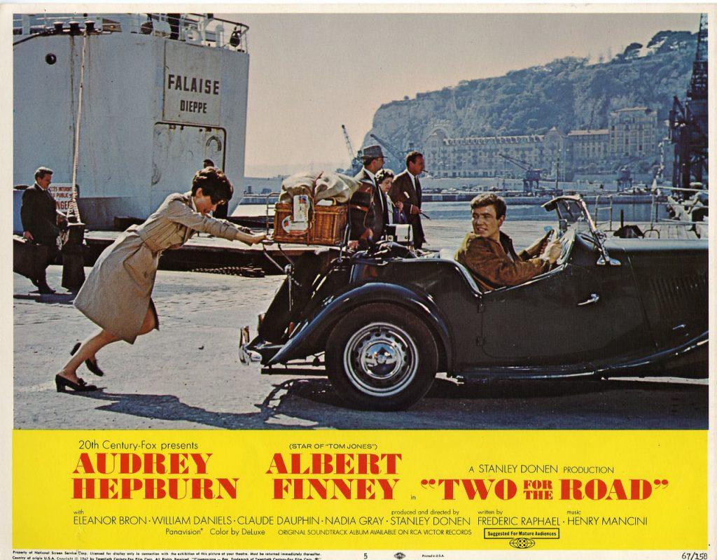 δυο για το δρόμο ταινια two for the road