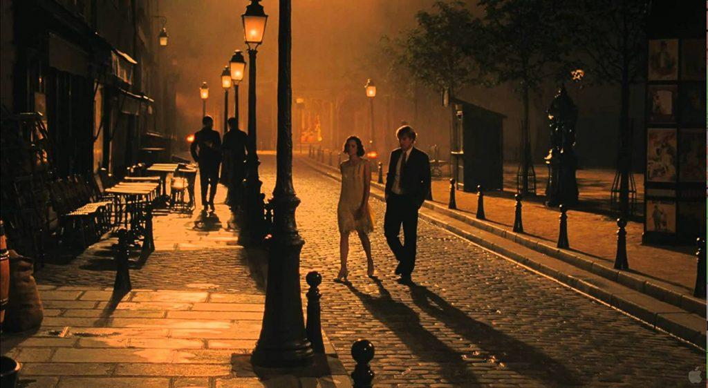 μεσάνυχτα στο παρίσι ταινια
