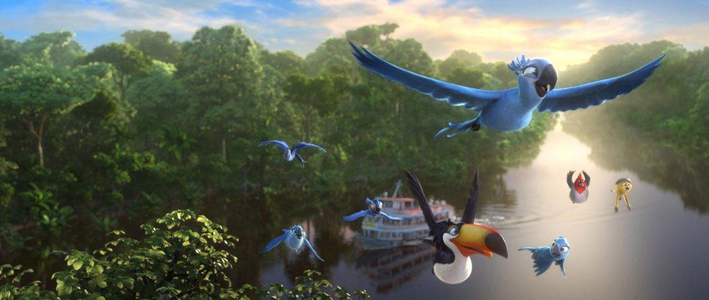Rio 2 Ρίο2 ταινια