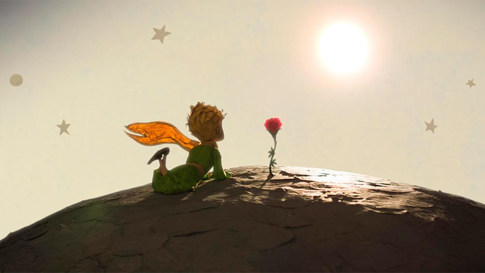the little prince ο μικρός πρίγκιπας ταινία