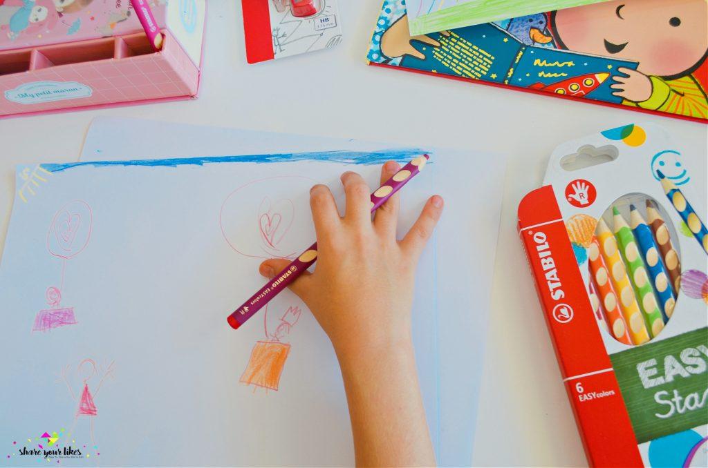 σχολικές ετικέτες για βιβλία και τετράδια από παιδικές ζωγραφιές 11